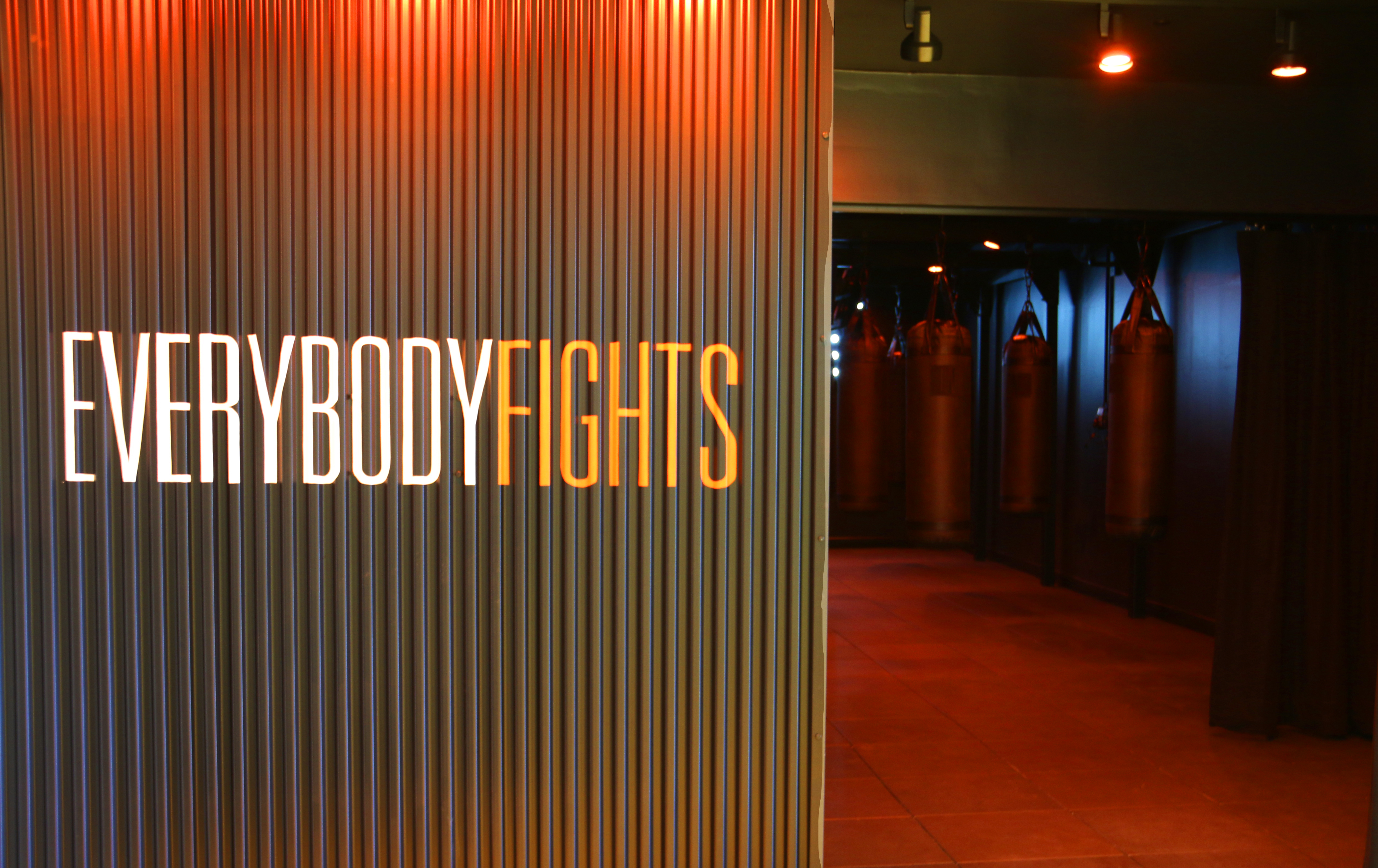 EverybodyFights: Train Like a Boxer: Boxing-Circuit-Running-Yoga